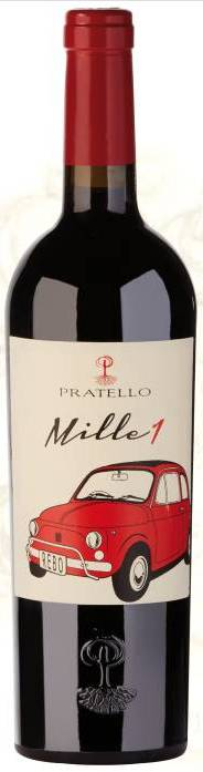 Pratello - Mille 1 Rebo